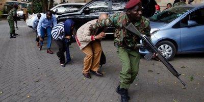 Eş Şebab, Kenya'da bir otele saldırı düzenledi: 15 ölü