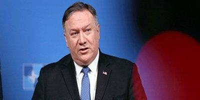 """Pompeo'dan İran'a """"rehine"""" uyarısı"""