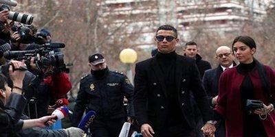 Ronaldo suçunu kabul etti! 23 ay hapis ve 18.7 milyon euro para cezası