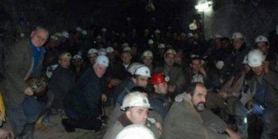 Kosova'da maden kazası: 100 işçi mahsur kaldı