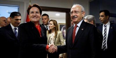 Kulis: Akşener ve Kılıçdaroğlu, yeni krizle masadan kalktı