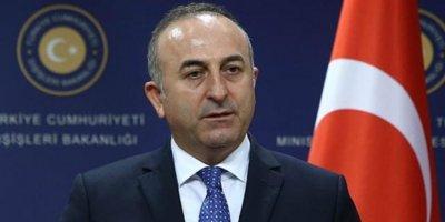 """Çavuşoğlu: """"Suriye rejimiyle dolaylı temaslarımız var"""""""