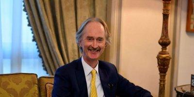 BM Suriye Özel Temsilcisi Pedersen Ankara'ya geliyor