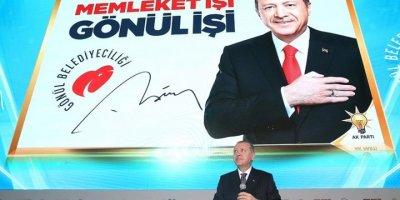 Cumhurbaşkanı Erdoğan, AK Parti'nin seçim manifestosunu açıkladı