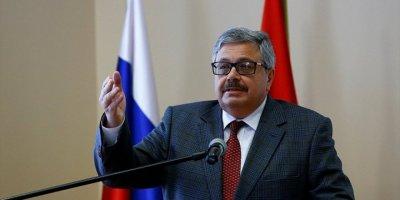 Yerhov: Astana'daki ortaklar olarak Suriye'de çok net bir tutuma sahibiz