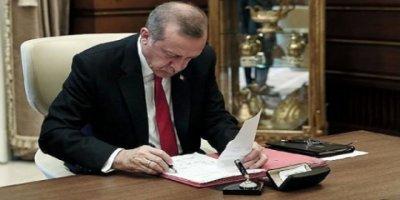 Cumhurbaşkanı Erdoğan'dan nükleer atamaları