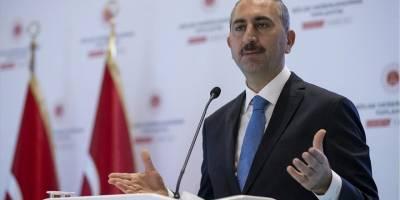 Adalet Bakanı Gül: Dördüncü Yargı Paketi Milletimize Hayırlı Olsun