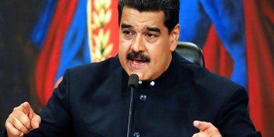 NICOLAS MADURO: ''AMERİKA VENEZUELLA HALKININ ZENGİNLİKLERİNE GÖZ DİKMİŞ DURUMDA''