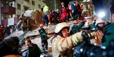 Soylu: Kartal'daki çöken binada yaşamını yitirenlerin sayısı 16'ya yükseldi