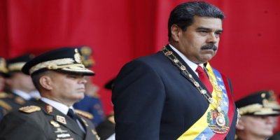 Bloomberg: Türk şirketi Maduro'nun 900 milyon dolarını altın olarak 'kaçırdı'