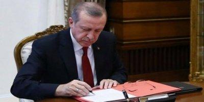 Resmi Gazete'de yayımlandı! Cumhurbaşkanı Erdoğan'dan TSK'ya flaş atama!
