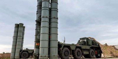 ABD'DEN TÜRKİYE'YE ''RUS S-400 FÜZE SAVUNMA SİSTEMLERİNİ ALMAYIN'' ÇAĞRISI