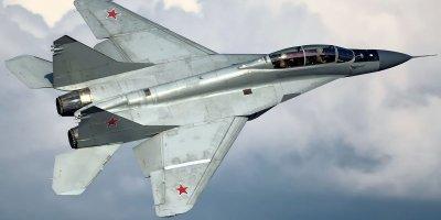 HİNDİSTAN, RUSYA'DAN 21 ADET MİG-29 AVCI UÇAĞI SATIN ALMAK İÇİN TALEPTE BULUNDU