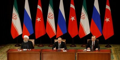Soçi'de Suriye zirvesi: Çözüm umutları hiç bu kadar filizlenmemişti