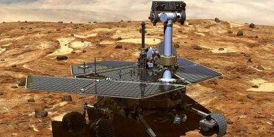 NASA, MARS ÜZERİNDE 15 YILDIR KEŞİF FAALİYETİ YÜRÜTEN GEZGİN UZAY ARACI OPPORTUNITY'NİN FAALİYETİNİ SONLANDIRDIĞINI DUYURDU