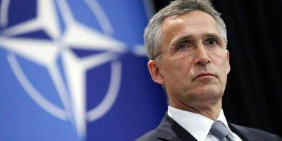 JENS STOLTENBERG: ''NATO, AVRUPA'YA YENİ NÜKLEER SİLAH YERLEŞTİRMEYİ PLANLAMIYOR''