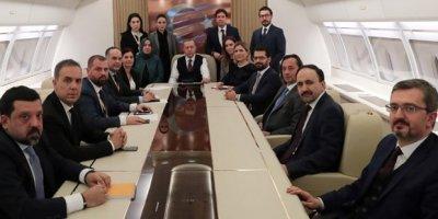 Cumhurbaşkanı Erdoğan: Güvenli Bölgenin teröristlere kalkan olmasına izin vermeyiz