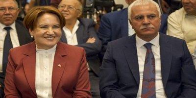 'Akşener'in 'ihanet' dediği Mersin skandalının tek sorumlusu Koray Aydın'dır'