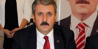 """""""Bizim önceliğimiz devletin bekası"""""""