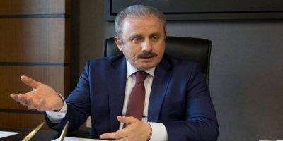 TBMM'nin yeni başkanı Mustafa Şentop