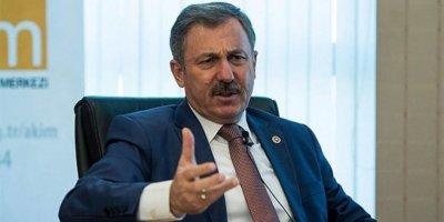 AK Partili Selçuk Özdağ: Yeni Parti İhtiyaç ki Konuşuluyor