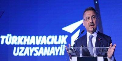 Cumhurbaşkanı Yardımcısı Oktay: 2023'te milli uçağımızı hangardan çıkaracağız