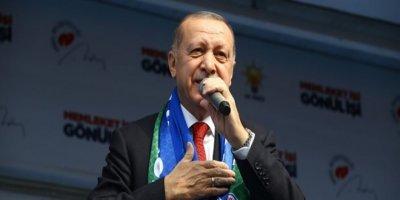 Cumhurbaşkanı Erdoğan: Enflasyonun hararetini daha da düşüreceğiz