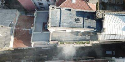 Beyoğlu Asmalımescit'te yangın: 4 ölü