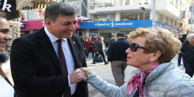 CHP Karşıyaka Belediye Başkan Adayı Dr. Cemil Tugay ile Özel Röportaj: KARŞIYAKA'YA ESTETİK DOKUNUŞ