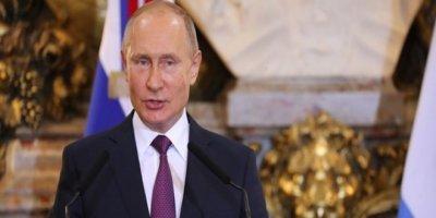 Putin INF'yi askıya alan kararnameyi imzaladı