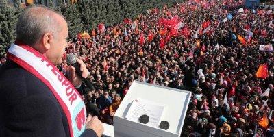 Cumhurbaşkanı Erdoğan'dan çağrı: Kiranızı veriyoruz, yeter ki evler boşalsın