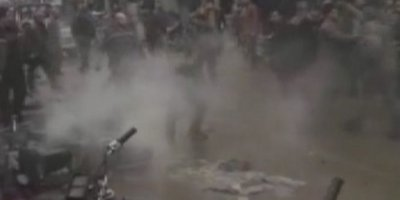 Suriye El Bab kentinde patlama: Üç yaralı