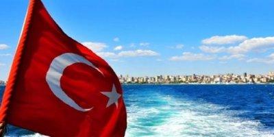 6 bin 208 tekne Türk bayrağı taktı
