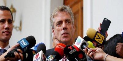 """Venezuela Alman Büyükelçiyi """"istenmeyen kişi"""" ilan etti"""