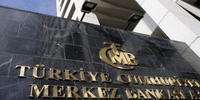 Merkez Bankası rezervleri 7 ayın en yükseğinde