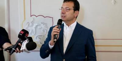 İmamoğlu'ndan İçişleri Bakanı Soylu'ya Tepki