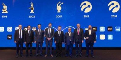 Turkcell 25. yılını kurucuları ve tüm genel müdürleriyle kutladı