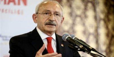 CHP lideri Kemal Kılıçdaroğlu'ndan Süleyman Soylu'ya rest