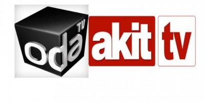 AKİT TV'DEN ODA TV'YE MANSUR YAVAŞ TEPKİSİ
