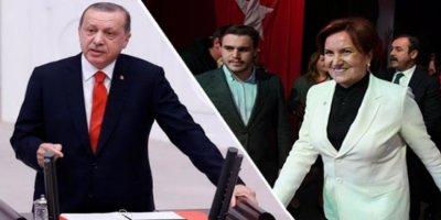 """""""Akşener'i kodese tık"""" kimin fikri! Erdoğan, Trump taktiği mi uyguluyor?"""