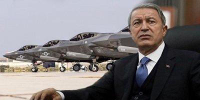 Hulusi Akar'dan F-35 açıklaması