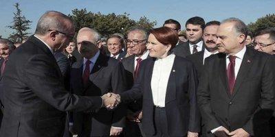 Akşener'den Erdoğan'a: Sen hapishaneye giderken yanında ben vardım