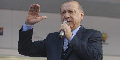 Cumhurbaşkanı Erdoğan'dan Mansur Yavaş yorumu