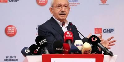 Kılıçdaroğlu: koca ülkeyi Kataristan'a döndürdüler!