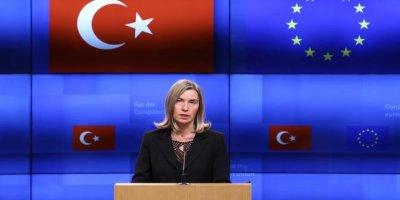 AB'den Türkiye açıklaması