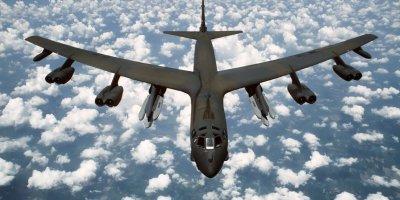 ABD, NÜKLEER BOMBARDIMAN UÇAKLARINI AVRUPA'YA GÖNDERDİ