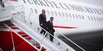Cumhurbaşkanı Yardımcısı Oktay ve Bakan Çavuşoğlu Yeni Zelanda'da