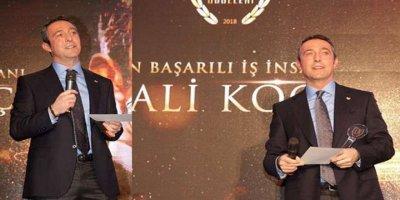 Galatasaraylılar, Ali Koç'u Yılın En Başarılı İş Adamı seçti