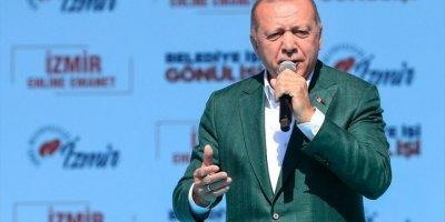 Cumhurbaşkanı Erdoğan: Bahçeli, son yılların en dirayetli siyasetçisi