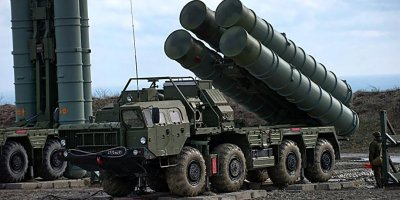 THE WASHINGTON TIMES: S-400 FÜZE SAVUNMA SİSTEMLERİ NATO'NUN VARLIĞINI TEHDİT EDİYOR